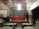 Sports Bar B-Ball cage